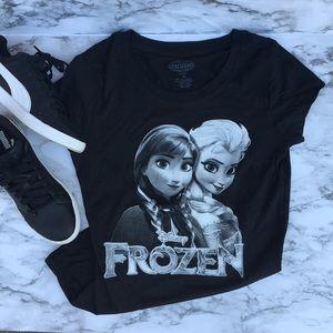 Elsa and Anna Frozen T-shirt